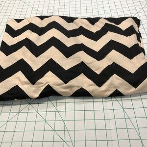 FABRIC 5yds 60w chevron stripes jersey knit
